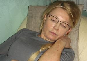 Радио Свобода: Юлия Тимошенко волнует всю Европу
