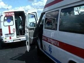 Из центральной больницы Донецка эвакуировали персонал и посетителей
