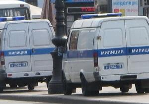 При взрыве поста милиции в Ингушетии пострадали пять человек
