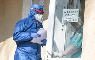 В Украине второй день более 10 тысяч COVID-больных