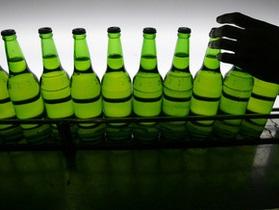 Чешская полиция обнаружила миллион литров нелегального алкоголя