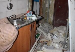 Причиной взрыва в луганской девятиэтажке могла стать попытка самоубийства