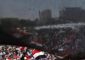 Новости Египта - новости Каира - Мохаммед Мурси - В Каире началась многотысячная демонстрация
