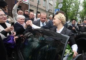 БЮТ: президент ЕНП осудил возбуждение дела против Тимошенко