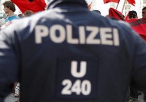 В Австрии пенсионерка обезвредила грабителя банка