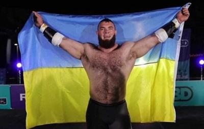 Українець Новиков переміг на турнірі World s Ultimate Strongman
