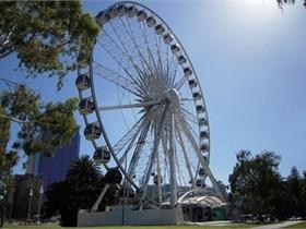 В центре Киева намерены установить гигантское колесо обозрения