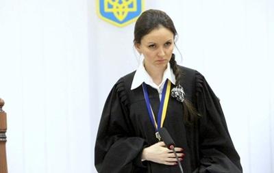 Суд отменил указ об увольнении судьи Царевич