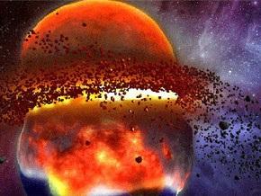 Астрономы: Земля может столкнуться с Марсом или Венерой
