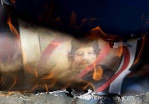 Ливийские повстанцы предпочтут смерть Каддафи переговорам о перемирии