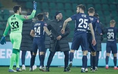 Дніпро-1 здобув перемогу над Десною