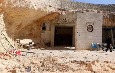Туреччина заявила про обстріл лікарні в Ідлібі силами Асада