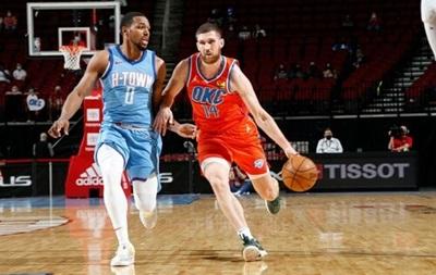 Лень и Михайлюк провели результативные матчи в НБА