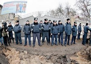 Прокуратура признала законным этапирование Тимошенко в колонию