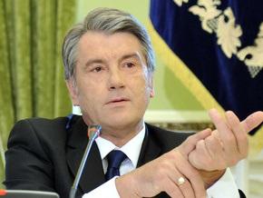 Ющенко поручил выплатить материальную помощь семье погибшего моряка