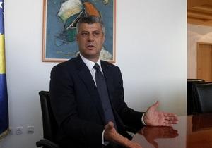 Премьер Косово пообещал подождать, пока обвинивший его парламентарий лишится иммунитета