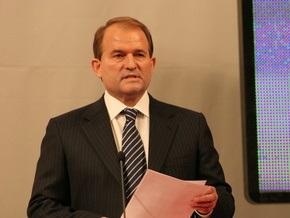 Сегодня: В ГПУ Медведчука допрашивали шесть часов
