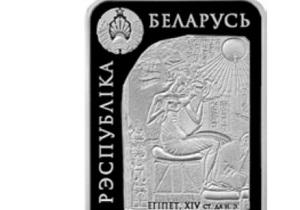 В Беларуси выпущены в обращение прямоугольные монеты изготовленные в Германии