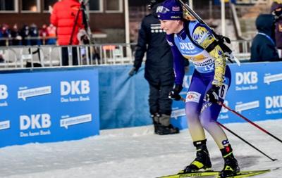 Вита Семеренко выиграла спринт на чемпионате Украины