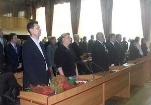 Депутаты Ужгородского горсовета назвали одну из улиц города в честь отца новоизбранного мэра