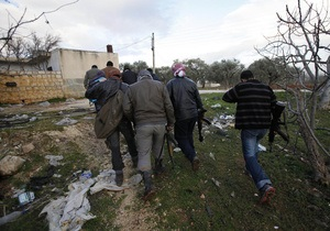 СМИ: В Сирию прибыл иностранный спецназ