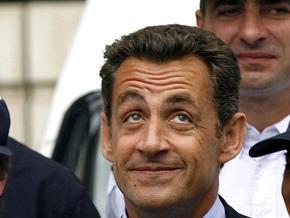 СМИ: Саркози скоро станет дедушкой
