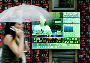 Азиатские рынки акций снизились из-за Испании