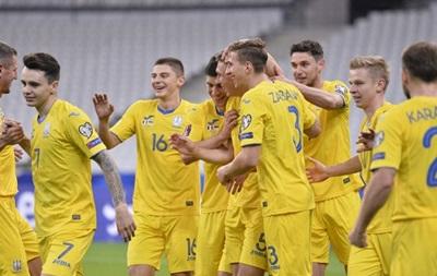 Україна - Казахстан 1:1. Онлайн-трансляція матчу