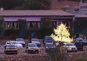 Кучма снова отпраздновал день рождения на Сардинии. Ахметов приехал раньше всех