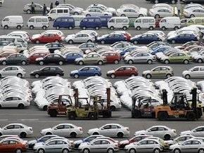 Продажи легковых авто в Европе за месяц сократились на 9%