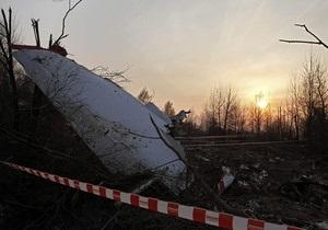 Перед катастрофой польского Ту-154 пилот заявил, что посадка невозможна