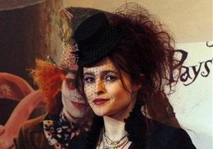 Хелене Бонэм Картер присудили награду за вклад в развитие кино