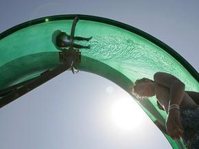 В Киеве могут появиться два аквапарка