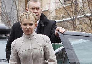 Регионал Зубанов: Тимошенко пришла в суд к Луценко с целью создать информационный повод