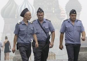 СМИ: Российским полицейским выдадут нагрудные знаки