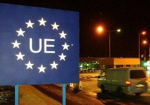 На границах Евросоюза установят турникеты