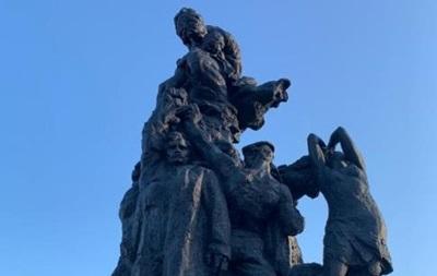 Зеленский почтил память жертв нацистских концлагерей