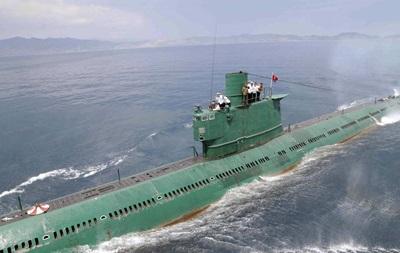 КНДР завершила создание 3000-тонной подлодки - СМИ