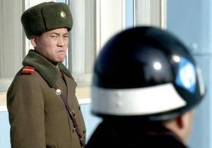 КНДР угрожает Южной Корее  экстраординарными мерами