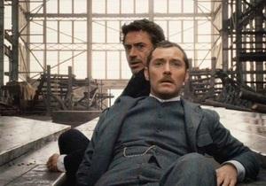 Сегодня в украинский прокат выходит Шерлок Холмс