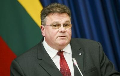 Колишній глава МЗС Литви розповів, що може зупинити Росію