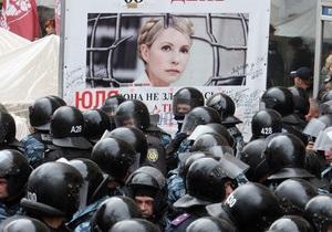 Экс-председатель Совета Федерации России заявил, что ему жалко Тимошенко
