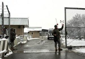 База ВВС США в Кыргызстане приостановила работу