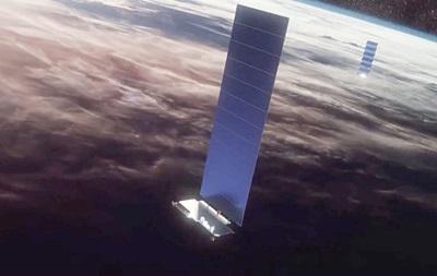 Starlink ледь не зіткнувся з супутником британської OneWeb