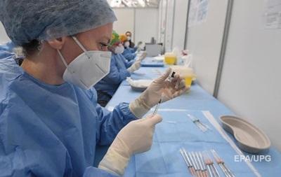 Минздрав ожидает партию вакцин на этой неделе