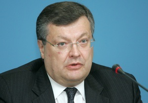Грищенко заявил об улучшении отношений между Украиной и Румынией
