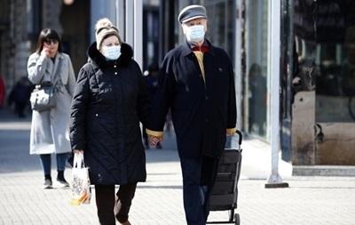 Ученые ожидают спад пандемии в Украине