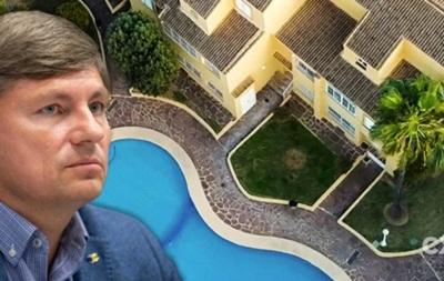 ЗМІ: Депутат від ЄС Герасимов не задекларував двоповерховий будинок в Іспанії