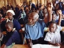 Кенийского школьника поместили в дом престарелых