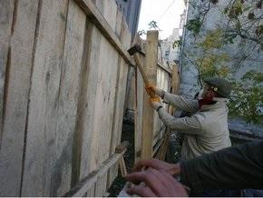 Киевляне добились отмены строительства на Харьковском массиве